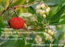 Hypnose et troubles de la sexualité. Dr Patrick Bellet et Joëlle Mignot