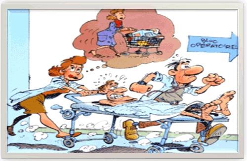 Hypnose & Techniques de Communication. La communication au coeur du métier d'infirmier anesthésiste, gérer et temporiser l'anxiété.