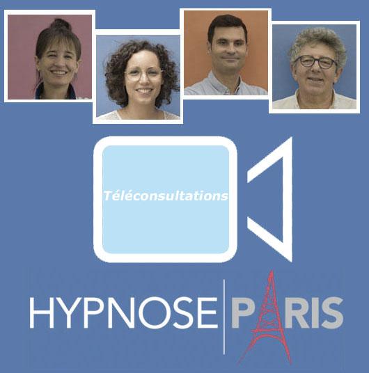 Les téléconsultations du Cabinet d'Hypnose, EMDR - IMO et Thérapies Brèves de Paris sont ouvertes