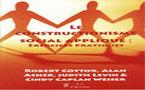 Le constructionisme social appliqué : exercices pratiques. R. COTTOR