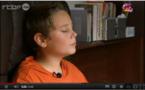 L'Hypnose chez les enfants. Une vidéo de la RTBF