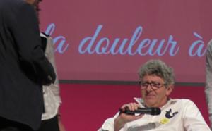 Congrès Hypnose et Douleur de St Malo, les inductions rapides avec le Dr Velt Messmer.