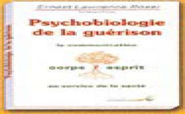 Livre Hypnose et Thérapie Brève: Psychobiologie de la guérison. Ernest Lawrence ROSSI