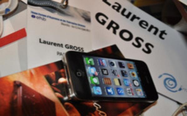 Auto-Hypnose Négative subie par le Iphone: Dans le tiroir abandonné… Coquillages et crustacés...