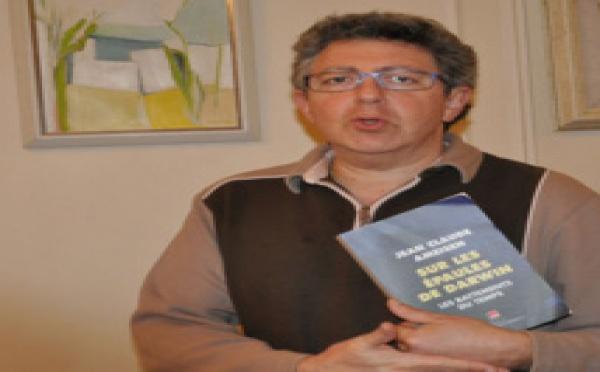 Laurent GROSS présente Jean-Claude AMEISEN... Sur les épaules de Darwin